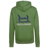 Help for Heroes Green Vigour Hoody