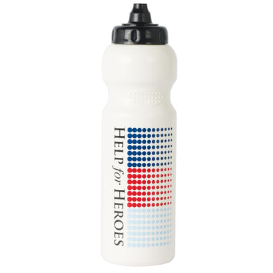 Help for Heroes Tri-dots Sports Water Bottle