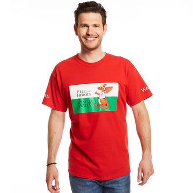 H4H Welsh Dragon T-Shirt