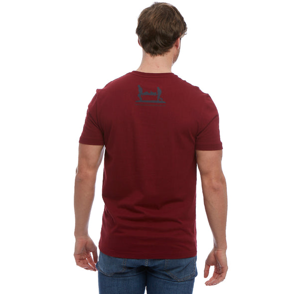 Help for Heroes Windsor Wine Pegasus T-shirt