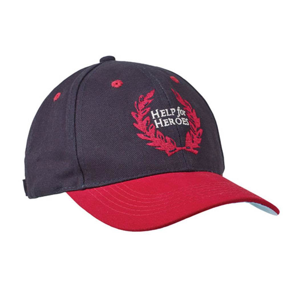 Help for Heroes Women's Crest Baseball Cap