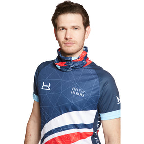 Help for Heroes Swoosh Tri-Colour Neck Wamer