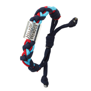 Help for Heroes Duxford Paracord Bracelet