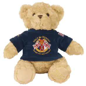 Help for Heroes Anniversary Hero Bear