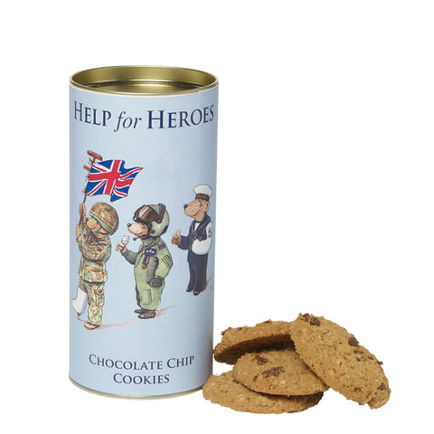 Help for Heroes Chocolate Chip Cookies