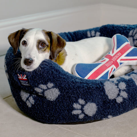 Help for Heroes Medium Dog Bed