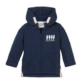 Help for Heroes Childrens Zipped Hoody Bears in a Row Navy