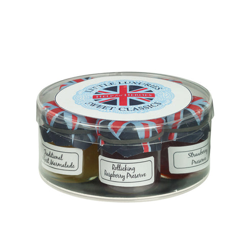 Help for Heroes Jam and Marmalade set