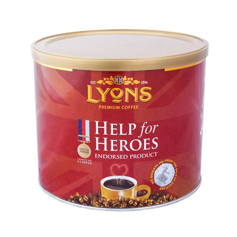 Lyons Hero Blend Coffee