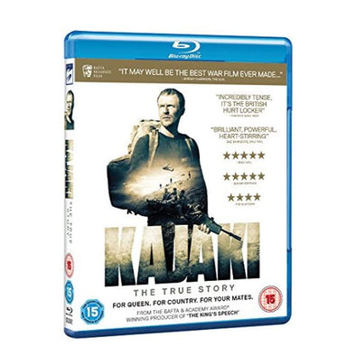 Help for Heroes Kajaki Blu-Ray DVD