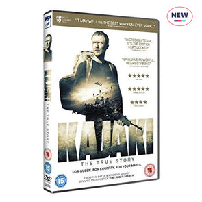 Help for Heroes Kajaki DVD
