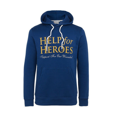 Maritime Blue Help for Heroes Valour Hoody