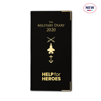 Help for Heroes Military Diary