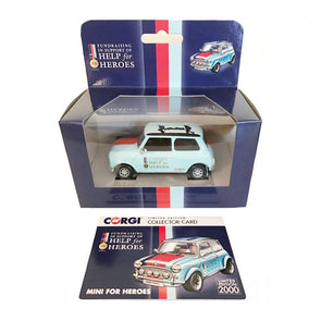 Help for Heroes Mini For Heroes Corgi