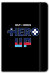 Help for Heroes Hero Up Notebook