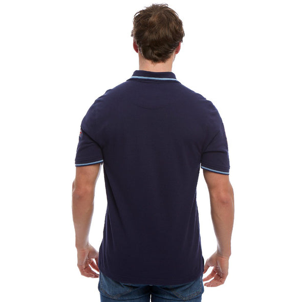 Help for Heroes Navy Classic Polo