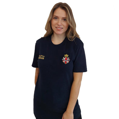 Help for Heroes Navy Endurance T-Shirt