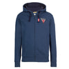 Help for Heroes Ensign Blue Patriotic Union Jack Zipped Hoody