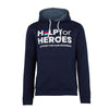 Help for Heroes Navy Honour Pullover Hoody