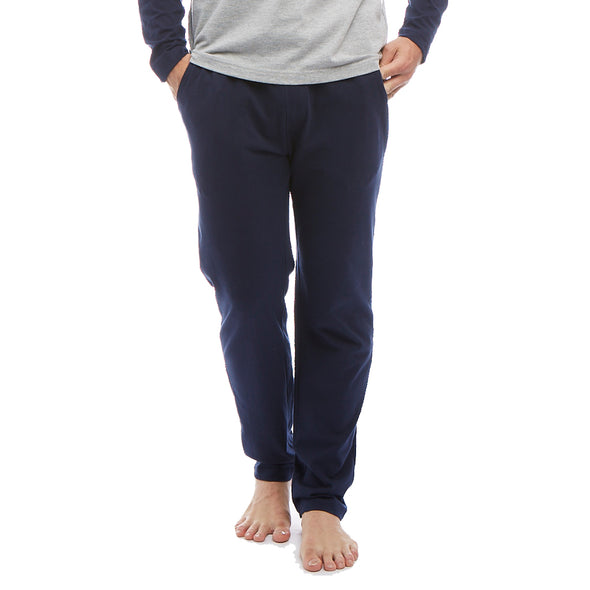 Help for Heroes Navy Jersey Pyjama Bottoms