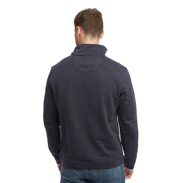 Help for Heroes Navy Marl Spirit Sweatshirt