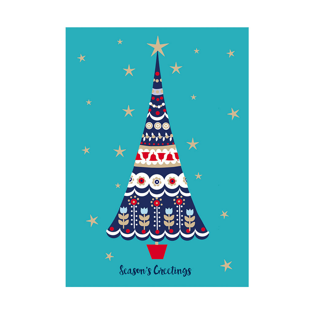 Oh Christmas Tree Christmas Cards - pack of 10 | Help for Heroes