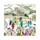 Help for Heroes Country winter scene Christmas Card