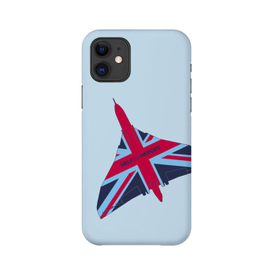 Union Jack Vulcan Phone Case