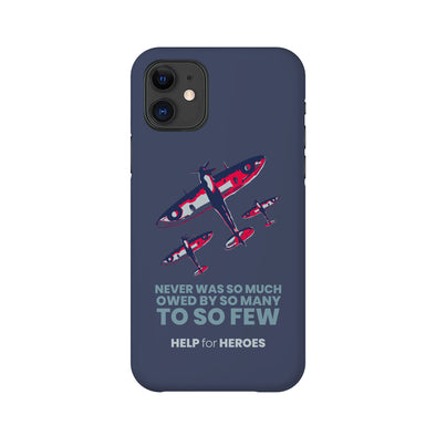 So Much Owed To So Few Phone Case