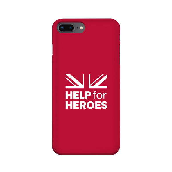 Red Vigour Phone Case