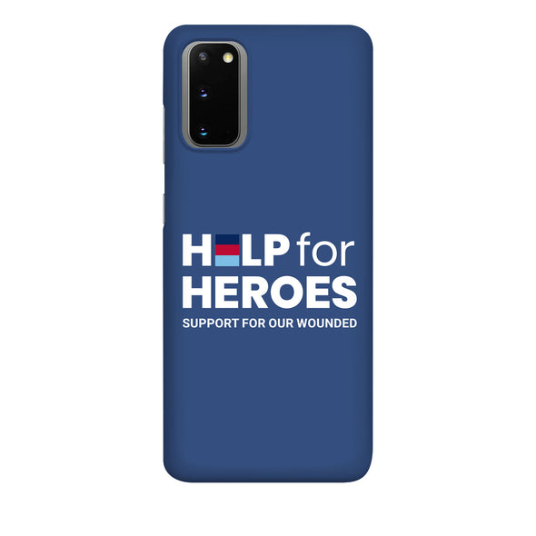 Blue Honour Phone Case