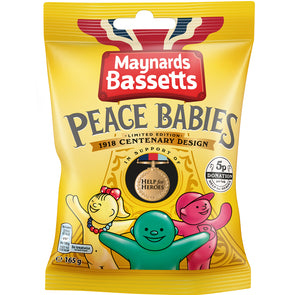 Help for Heroes Peace Babies
