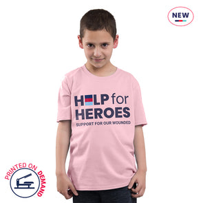 Children's Pink Honour T-Shirt