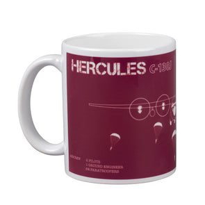 Help for Heroes Port Wine Pegasus Mug