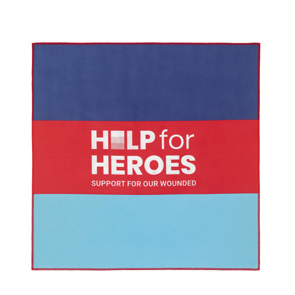 Help for Heroes Quick Dry Sports Towel