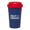 Help for Heroes Tri Colour Honour Reusable Coffee Cup