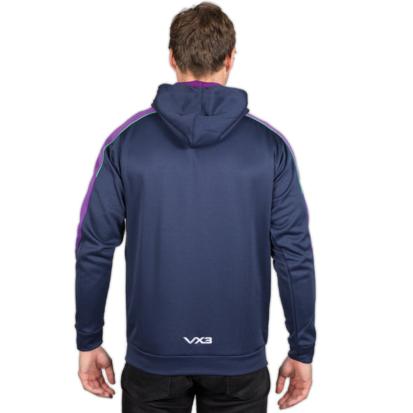 Help for Heroes Scotland Zipped Rugby Hoody