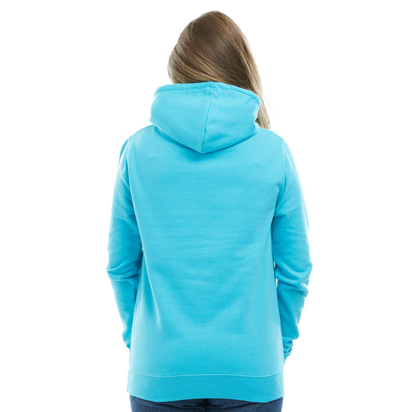 Help for Heroes Turquoise and Navy Honour Pullover Hoody