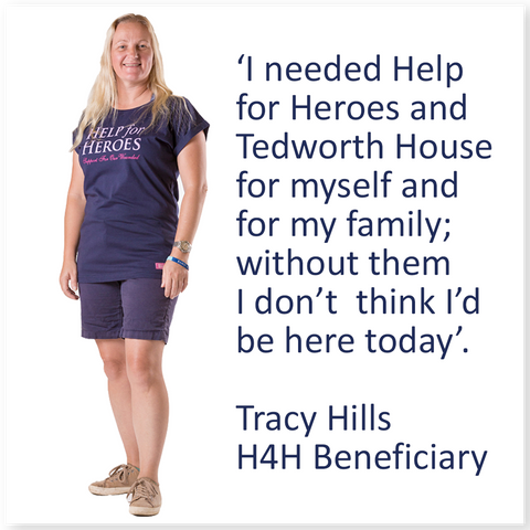 Why your support matters to Tracy