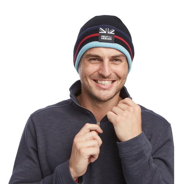 Help for Heroes Trent Beanie