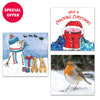 Help for Heroes Veteran Designed Christmas Card Set