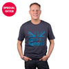 Help for Heroes Graphite Vigour T-Shirt