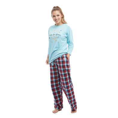 Help for Heroes Woven Star Pyjama Set