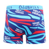 Help for Heroes Zebra Print Boxer Shorts