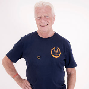 Navy Scottish Flag T-shirt