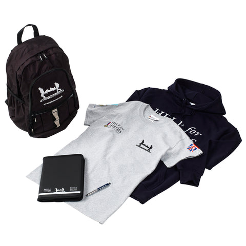 Help for Heroes £25 Donation Pack