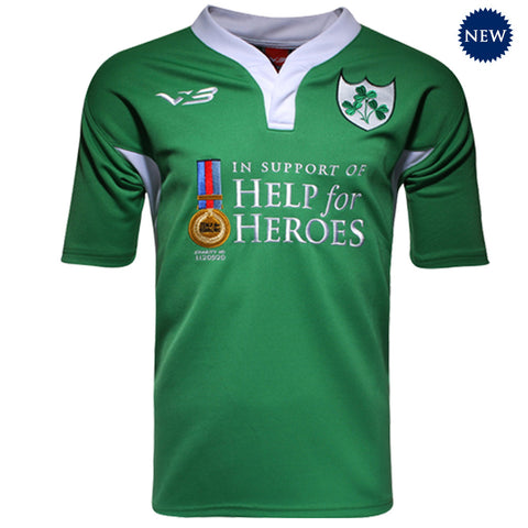 Lovell Ireland Rugby Shirt