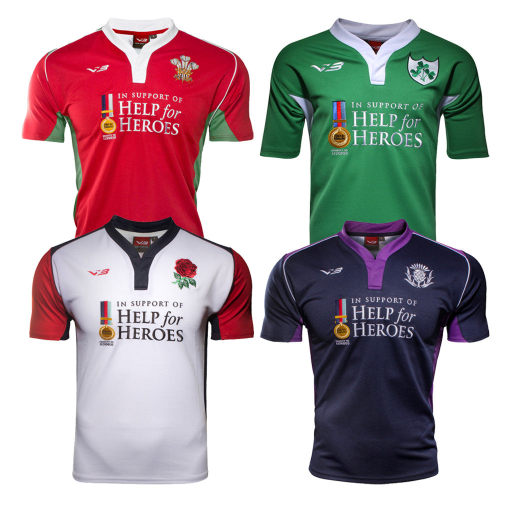 Lovell Rugby Shirts