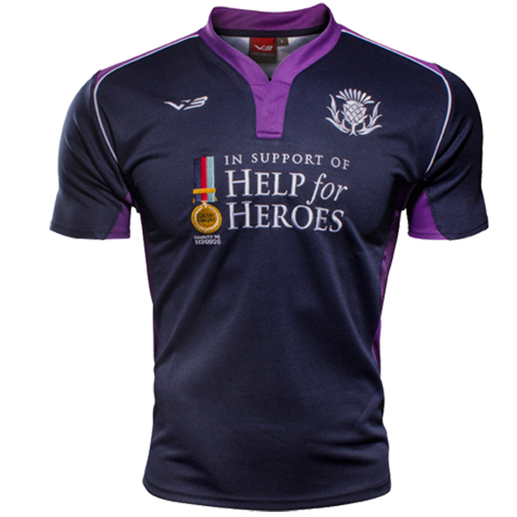 Lovell Scotland Rugby Shirt