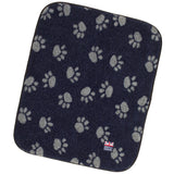 Help for Heroes Small Paw Print Dog Blanket